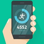 Get 'paid' to walk using free apps