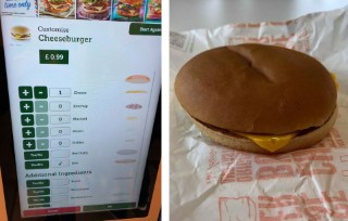 McDonald's hacks, eg, £3/£5 off, FREE cheeseburger, DIY Big Mac