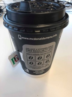 McDonald's hacks, eg, FREE cheeseburger, DIY Big Mac