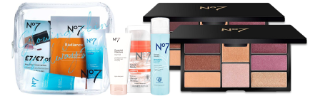 NOW ENDED: Trick to get £116 of No7 beauty for £30 online by cleverly stacking deals at Boots