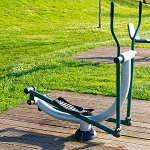 FREE outdoor gyms - could you save £100s a year on gym membership?