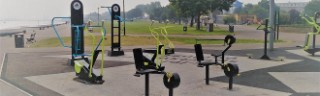 FREE outdoor gyms – could you save £100s a year on gym membership?