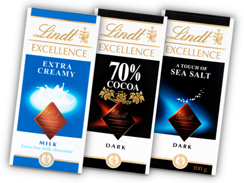 'Free' £2ish Lindt chocolate for Shopmium cashback app newbies