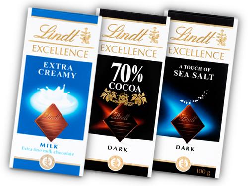 'Free' £2ish Lindt chocolate for Shopmium cashback app newbies