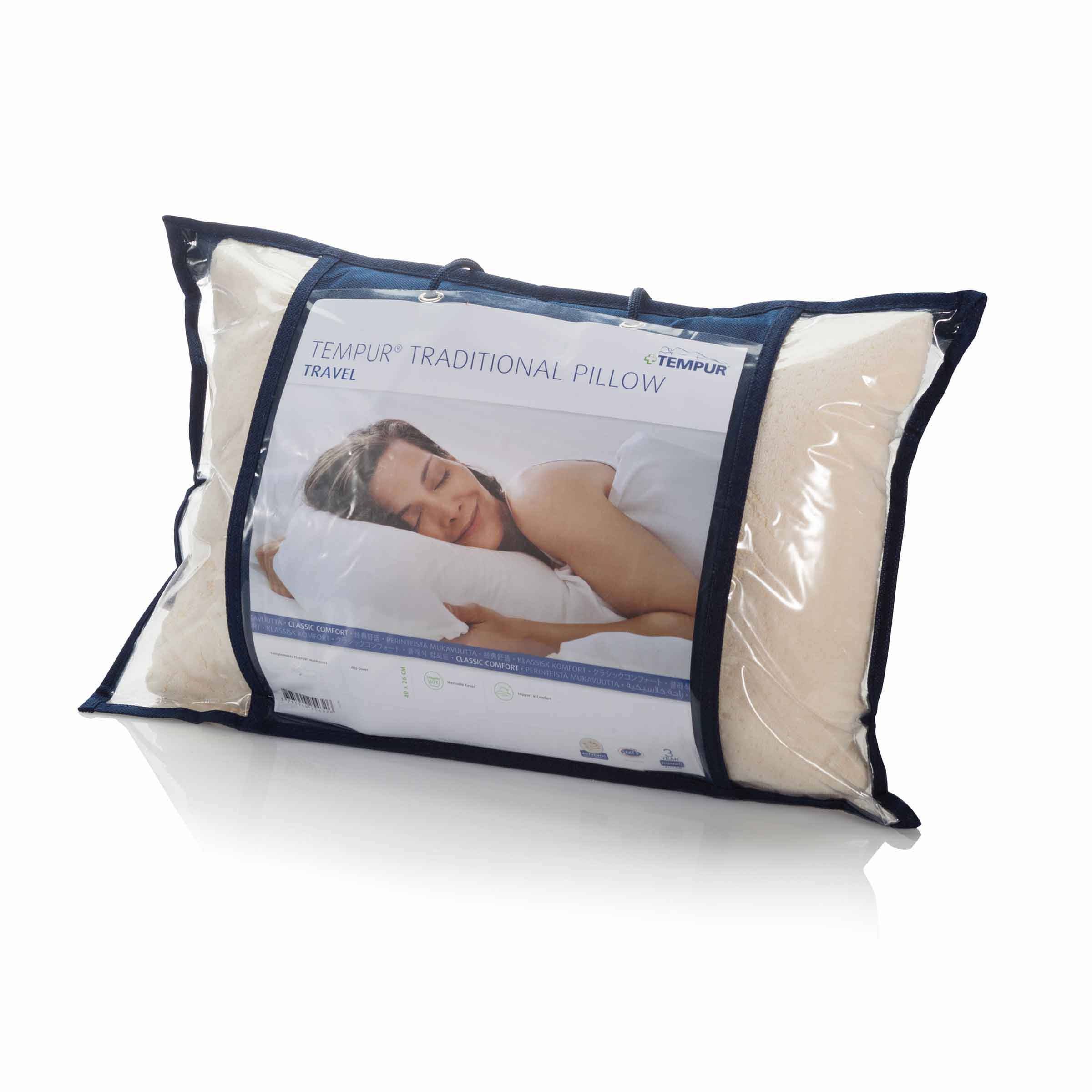 How to get a free Tempur travel pillow by lying down (norm
