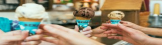 FREE Ben and Jerry's ice cream in London