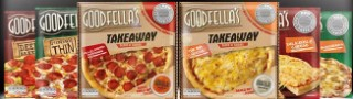 Two FREE £2.50 Goodfella's pizzas