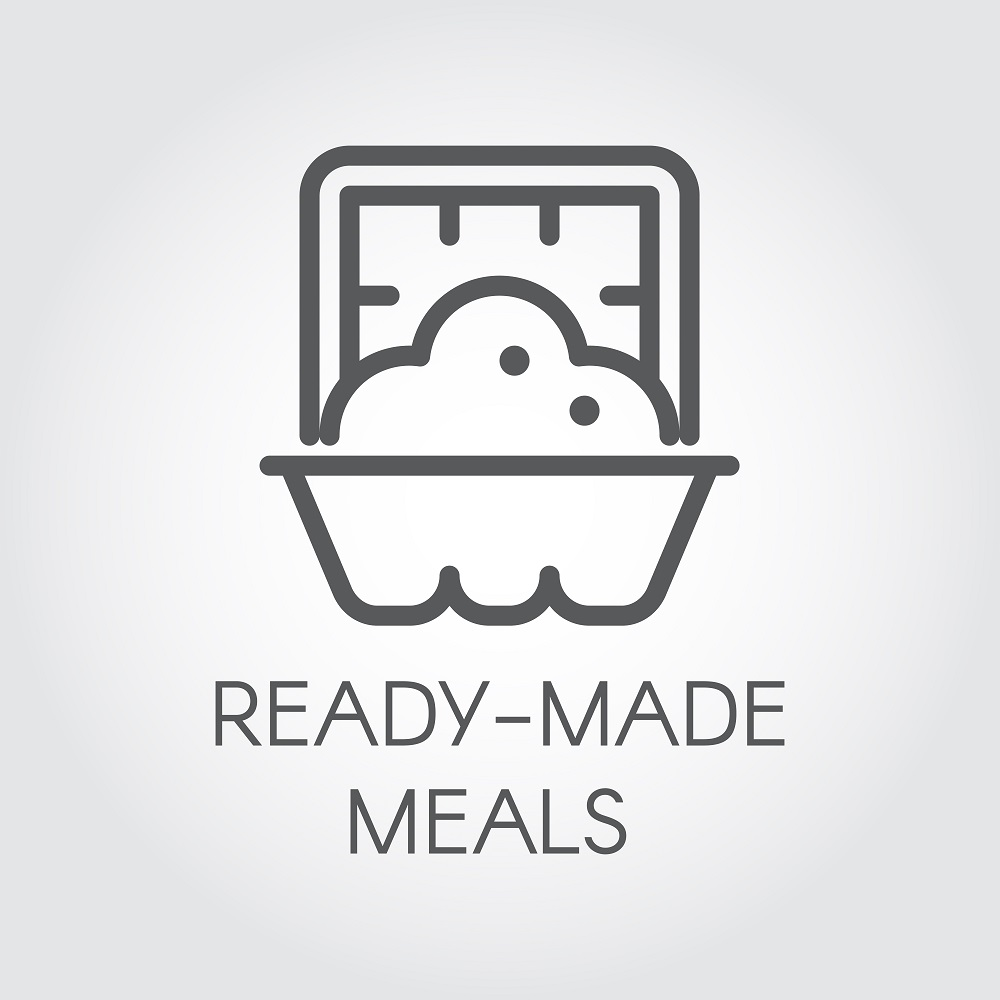 12 ready meals delivered to your door for £30 (norm £35)