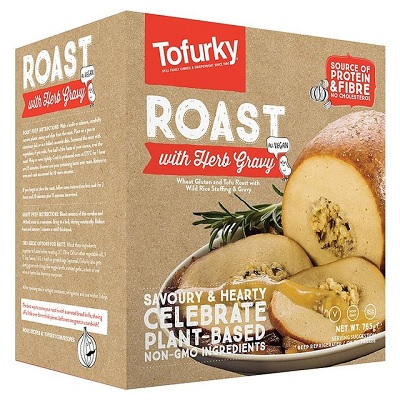 Alternative turkey tips - Cheapest non-meat vegan and veggie options this Christmas
