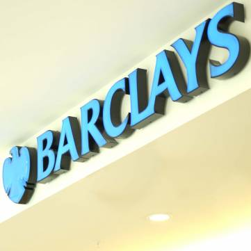 Barclays online and telephone banking down