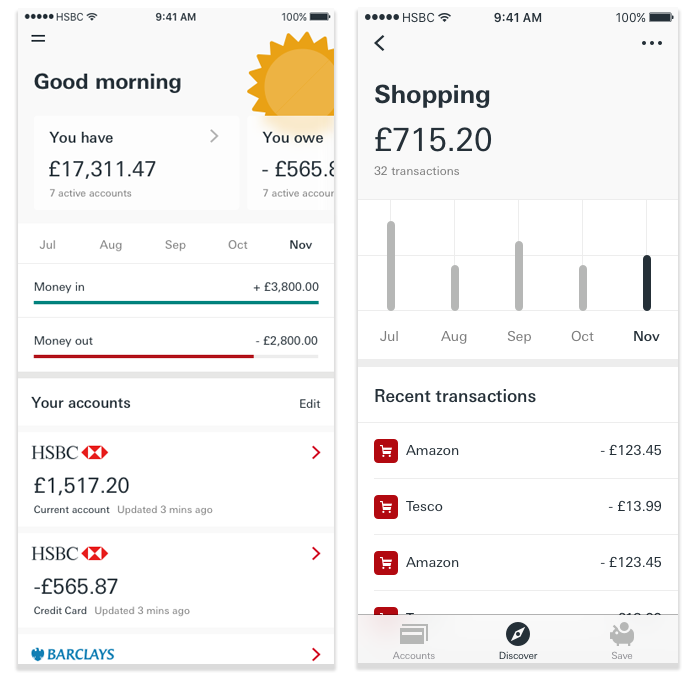 New HSBC app will show ALL your accounts - even if they're with its