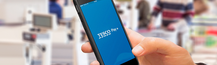 Tesco launches Pay+ payment app with new Clubcard offer