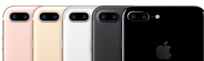 Apple announces iPhone 7 and iPhone 7 Plus – here's what they'll cost you