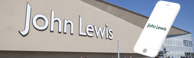 John Lewis launches foray into mobile market