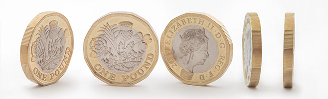 New 12-sided £1 coin enters circulation – what you need to know