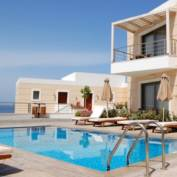 Holiday villa haggling paid off