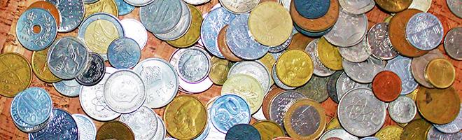 Do you STILL have leftover francs, pesetas or lire stashed