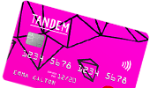 Tandem Journey Card