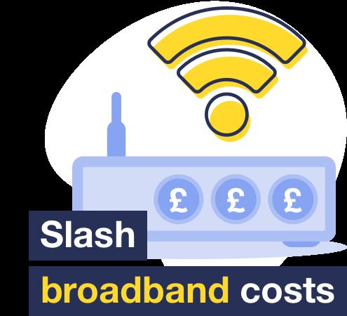 MoneySavingExpert's broadband, TV and phone comparison tool
