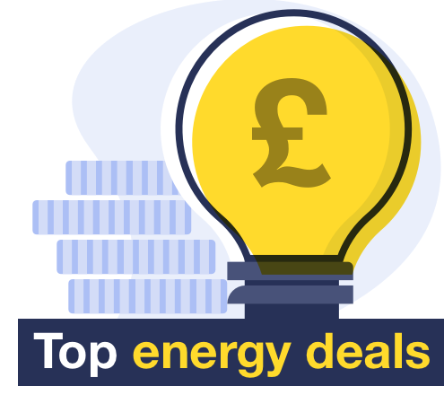 See the top energy deal via MSE's Cheap Energy Club