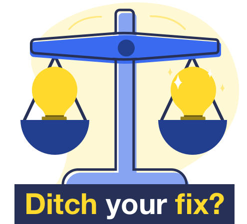 How to ditch your fix via MSE's Cheap Energy Club