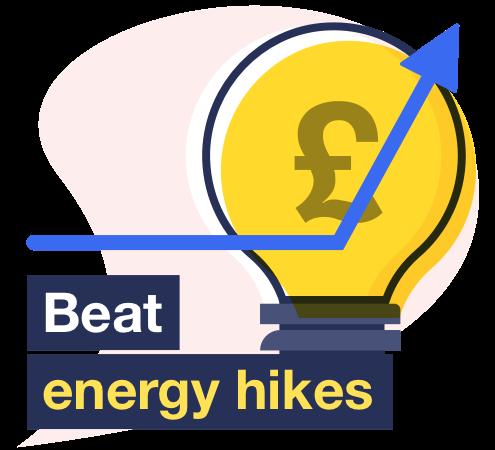 Beat energy hikes