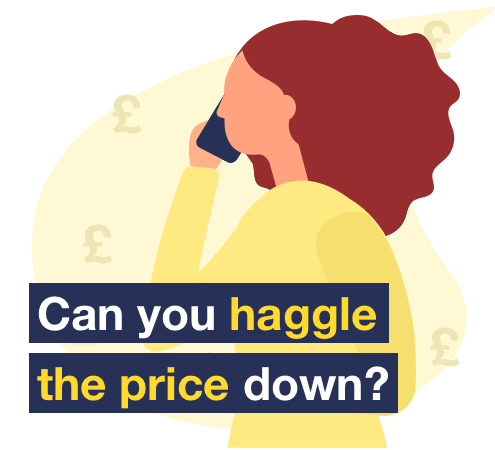 MSE tips on haggling down the cost of your car insurance