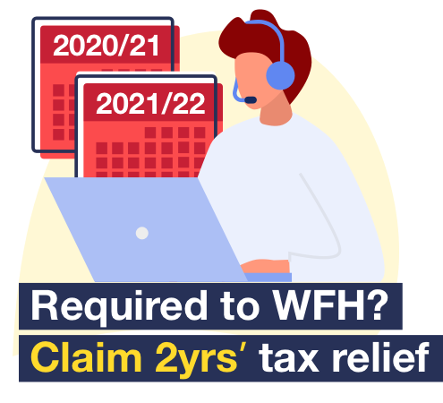 Martin Lewis's blog on claiming working-from-home tax relief