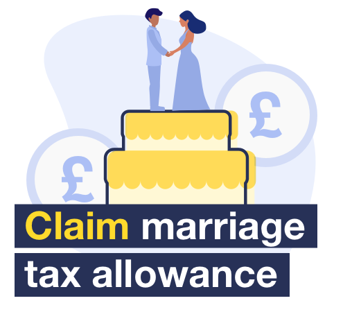 Guide on marriage tax allowance