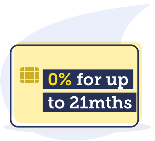 MSE guide to the best 0% credit cards