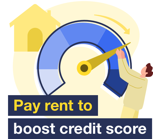 MoneySavingExpert info on how paying your rent on time can boost your credit score