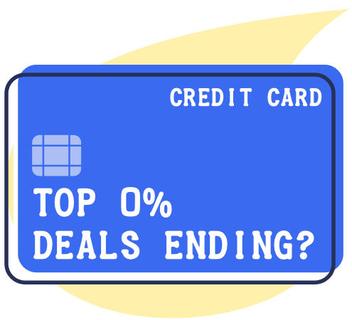 card image reading top 0% deals ending