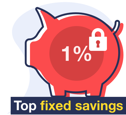 Top fixed savings in MSE's Top Savings Accounts guide