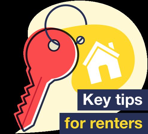 50+ MoneySaving tips for renters