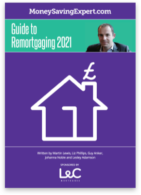 MSE's remortgage guide 2021