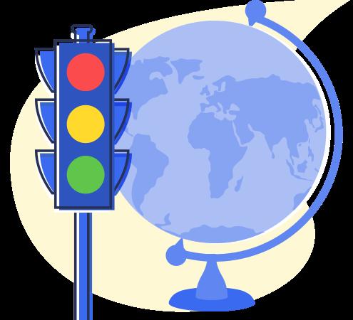 MoneySavingExpert's coronavirus travel guide explains how the traffic light system for returning to the UK works