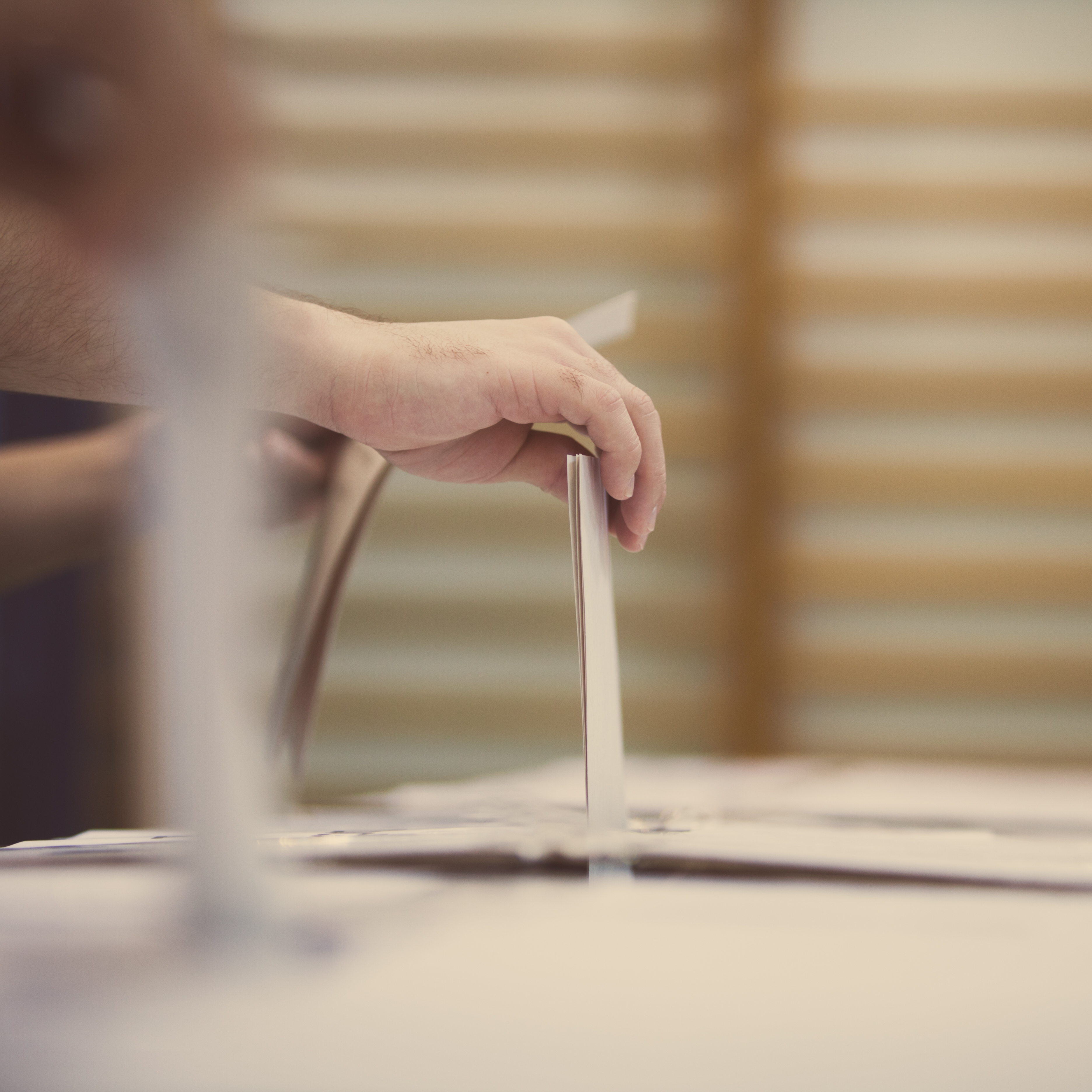 Voting in elections today? You DON'T need a polling card – but take a pen or pencil with you