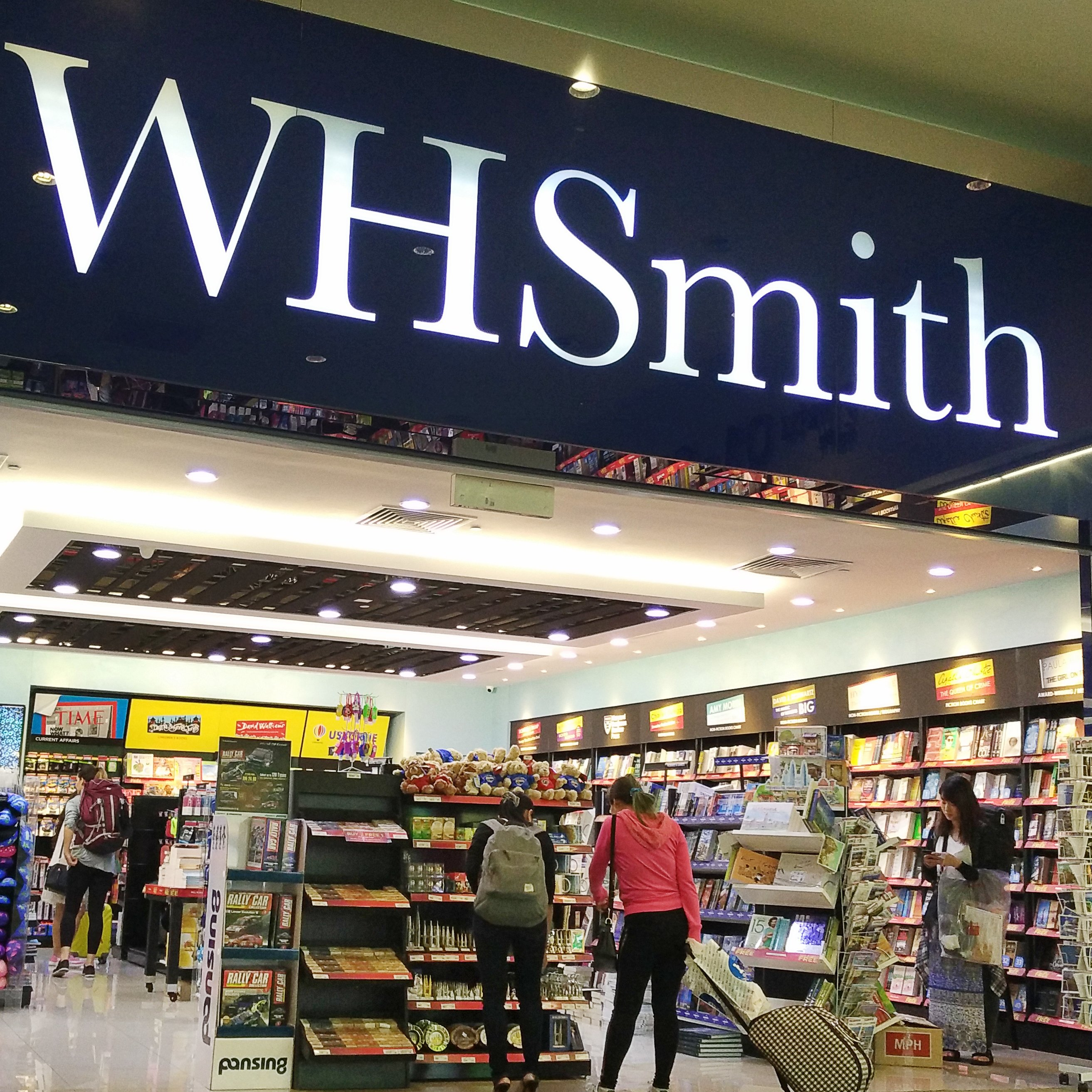 WHSmith blames 'stock error' after selling tax return guide with 2015 info