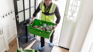 Waitrose to deliver groceries while you're out